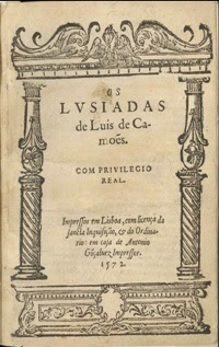 Os Lusíadas, por Luís Vaz de Camões