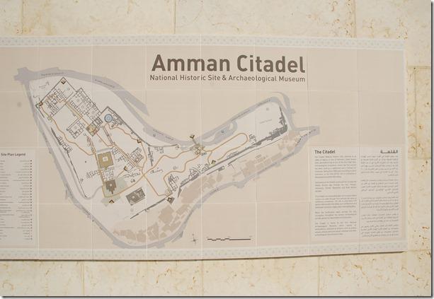 Oporrak 2011 - Jordania ,-  Ciudadela de Amman , 19 de Septiembre  06