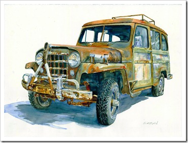 willys antique paul buford