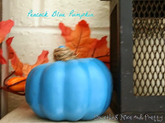 blue pumpkin 001