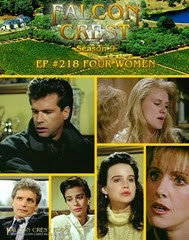Falcon Crest_#218_Four Women