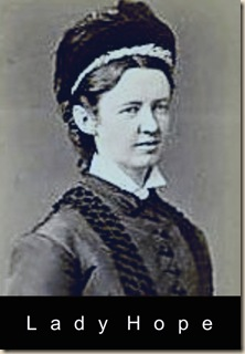 Lady-Hope darwin Ateismo cristianismo