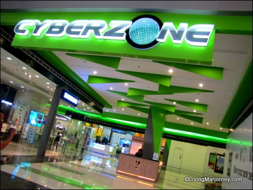 Davao: Cyberzone Your Tech Connection at SM Lanang Premier