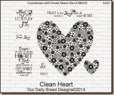 Clean Heart G524