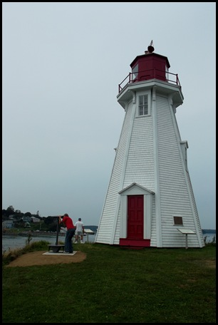 Mulholland Point Lighthouse & Eagle Hill Bog 116