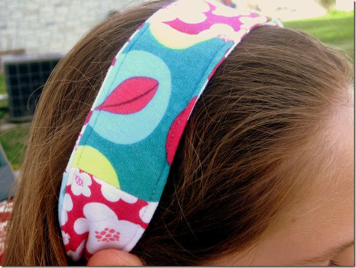 Patchwork Headband 8