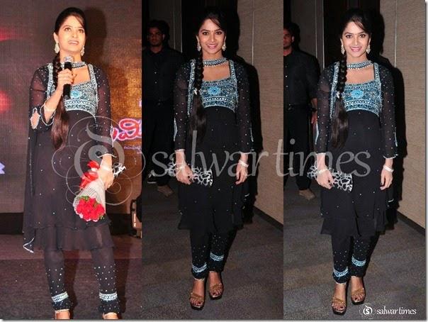 Madhumita_Black_Embroidery_Salwar_Kameez