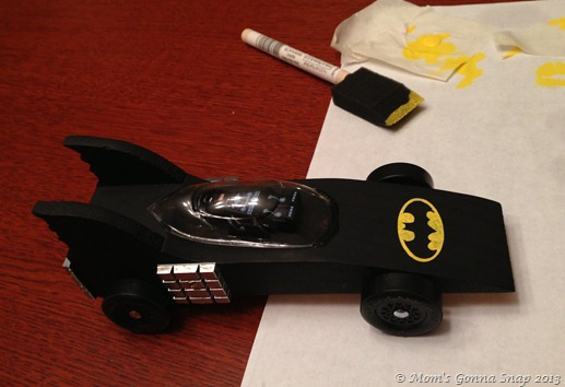 Pinewood Derby - Batmobile by MomsGonnaSnap (4)