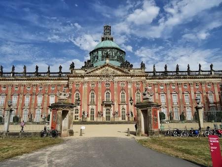Obiective turistice Potsdam: Neue Paleis