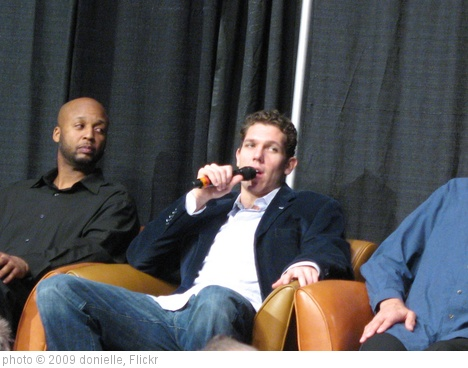 'brian shaw and luke walton' photo (c) 2009, donielle - license: http://creativecommons.org/licenses/by-sa/2.0/