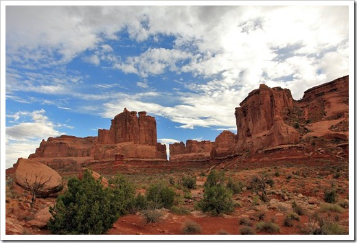 Southwest trip day 14: Arches National Park, UT