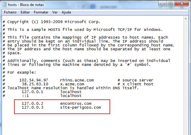 hosts_bloquear_sites