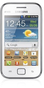 Samsung Galaxy Ace Duos is the latest dual SIM option by Samsung.