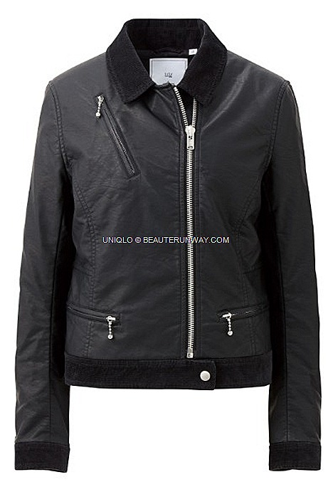 UNIQLO FALL WINTER 2012 AUTUMN 2013 LEATHER JACKET UNDERCOVER UU cashmere knitwear premium down jacket flannel shirt dress skirt coats corduroy sweater FABRIC MIX MENS WOMEN KIDS SNEAKERS INNER HEAT WEAR COLLECTION JUN TAKAHASHI