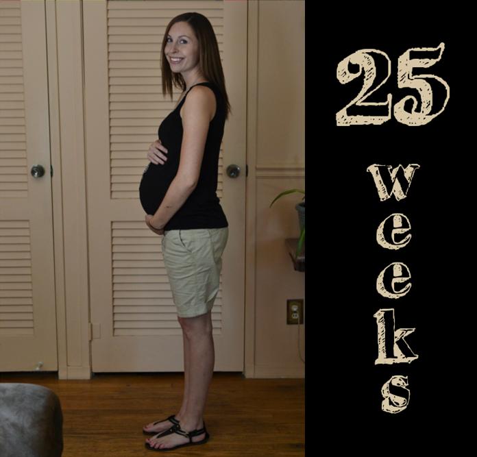 25weeks
