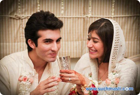 Syra & Shehroz Nikah