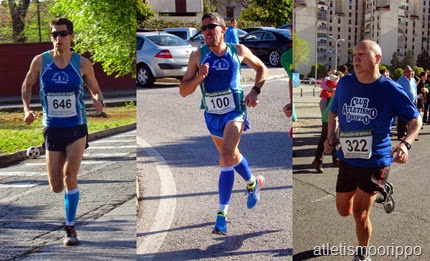 Carrera Popular Victoria Dominguez 2014 (Sevilla)