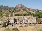 Ο Ναός της Άρτεμης στις Σάρδεις, Τουρκία