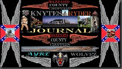KNYTERYDER JOURNAL