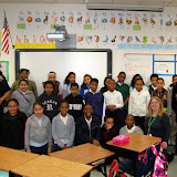 WBFJ Cici's Pizza Pledge - Forest Park Elementary - Mrs. Cernak's 5th Grade Class - Winston-Salem -