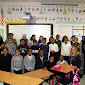 WBFJ Cicis Pizza Pledge - Forest Park Elementary - Mrs. Cernaks 5th Grade Class - Winston-Salem -