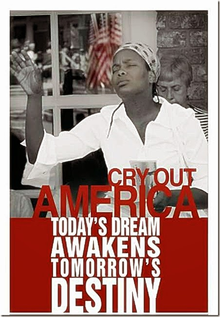 Cry Out America promo photo