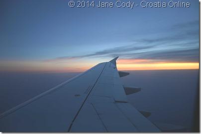 Croatia Online - Plane