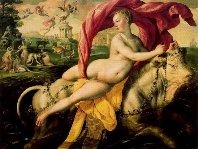 M Bellas Artes Bilbao 13 - Martin Voss - El Rapto de Europa - Renacimiento- Manierismo S XVI.jpg