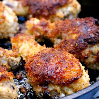 Panko Oven Fried Chicken Drumsticks Recipes