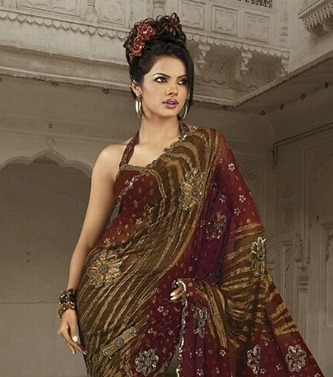 01-fancy saree price