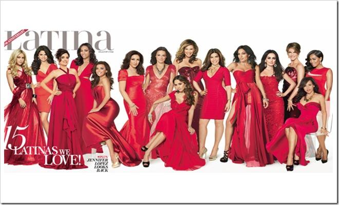 Las 15 latinas mas influyentes