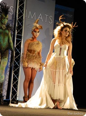 IMATS Sydney 2012 - Beauty Fantasty - Wild Kingdom - Samantha Locke
