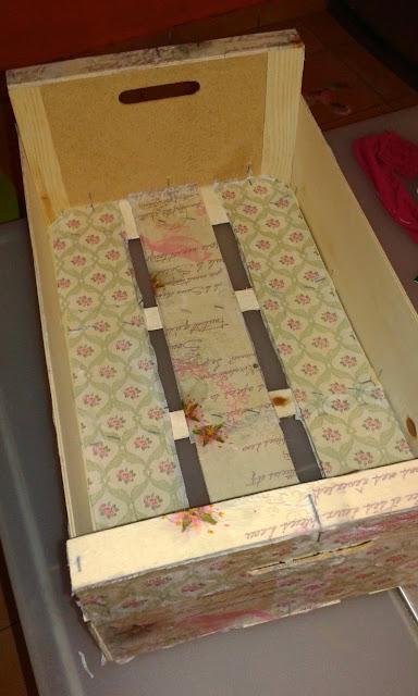 Decorada aprender manualidades es - Manualidades con cajas de frutas ...