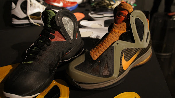Meet the Best Technology with LeBron 9 PS Elite Design Samples
