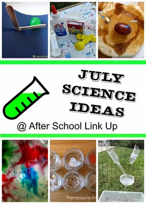 Planet Smarty Pants: July Science Ideas