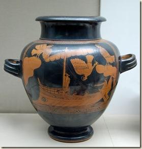 Vasija. Museo Británico