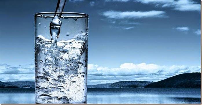 Teoria copo d'agua