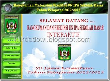 lihat screen shot dari Rangkuman dan Soal Prediksi UN IPA 2013
