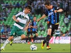Querétaro vs Santos Laguna