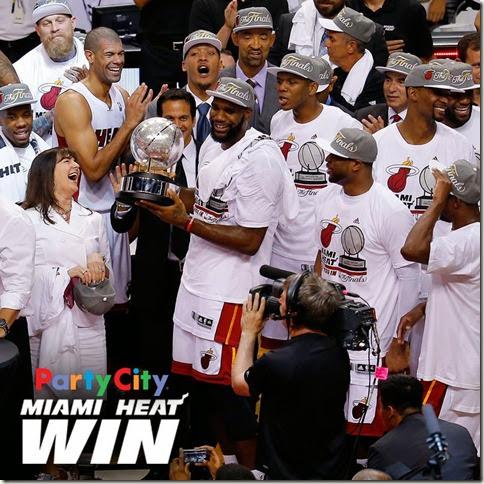 Heat Win 2014