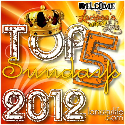 Top 5 Sundays 2012 sq large