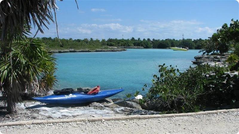Kayak_Cenote