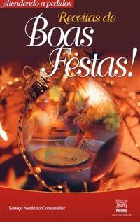 Receitas de Boas Festas, por Nestlé