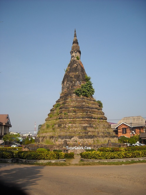 Black Stupa