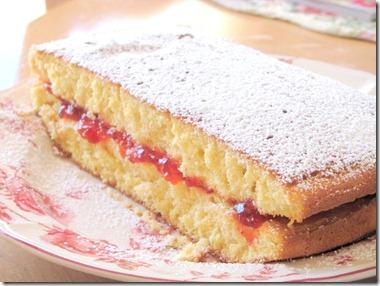 cake mix small cake