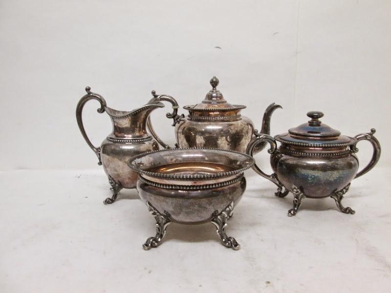 Reed And Barton Tea Service