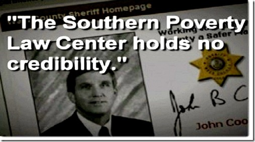 SPLC no credibilty  banner