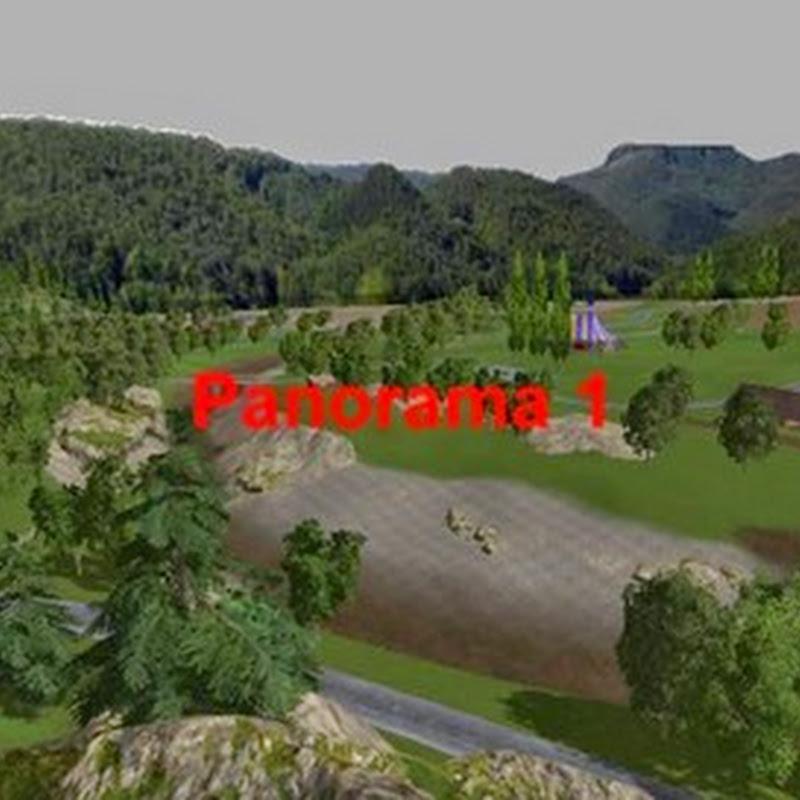 Farming simulator 2015 - Panorama Hills v 1.0