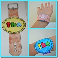 Sight Word Watches[4]