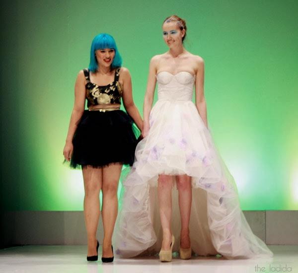 Raffles Graduate Fashion Show 2013 - Emma MacGregor 2